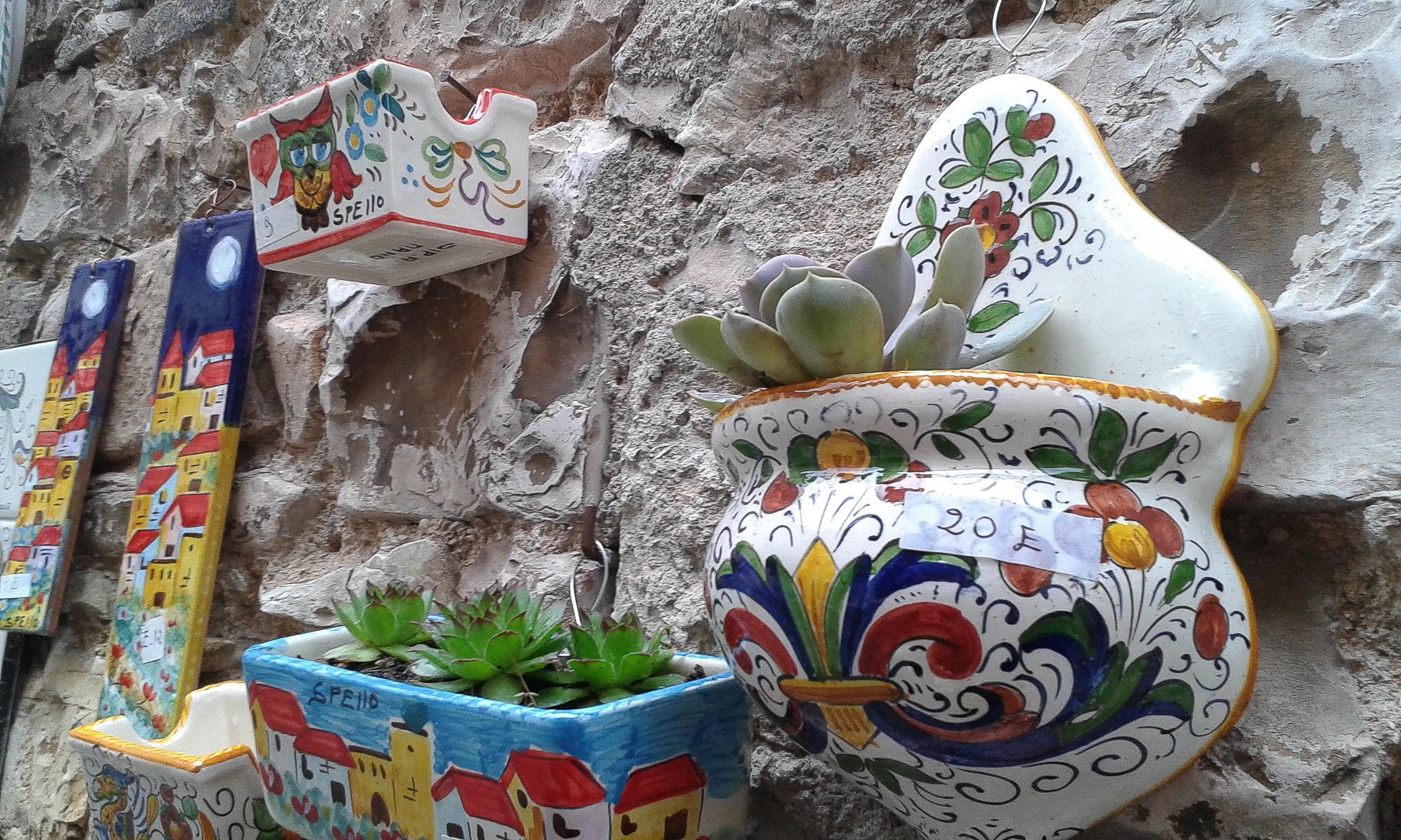 Spello e la ceramica