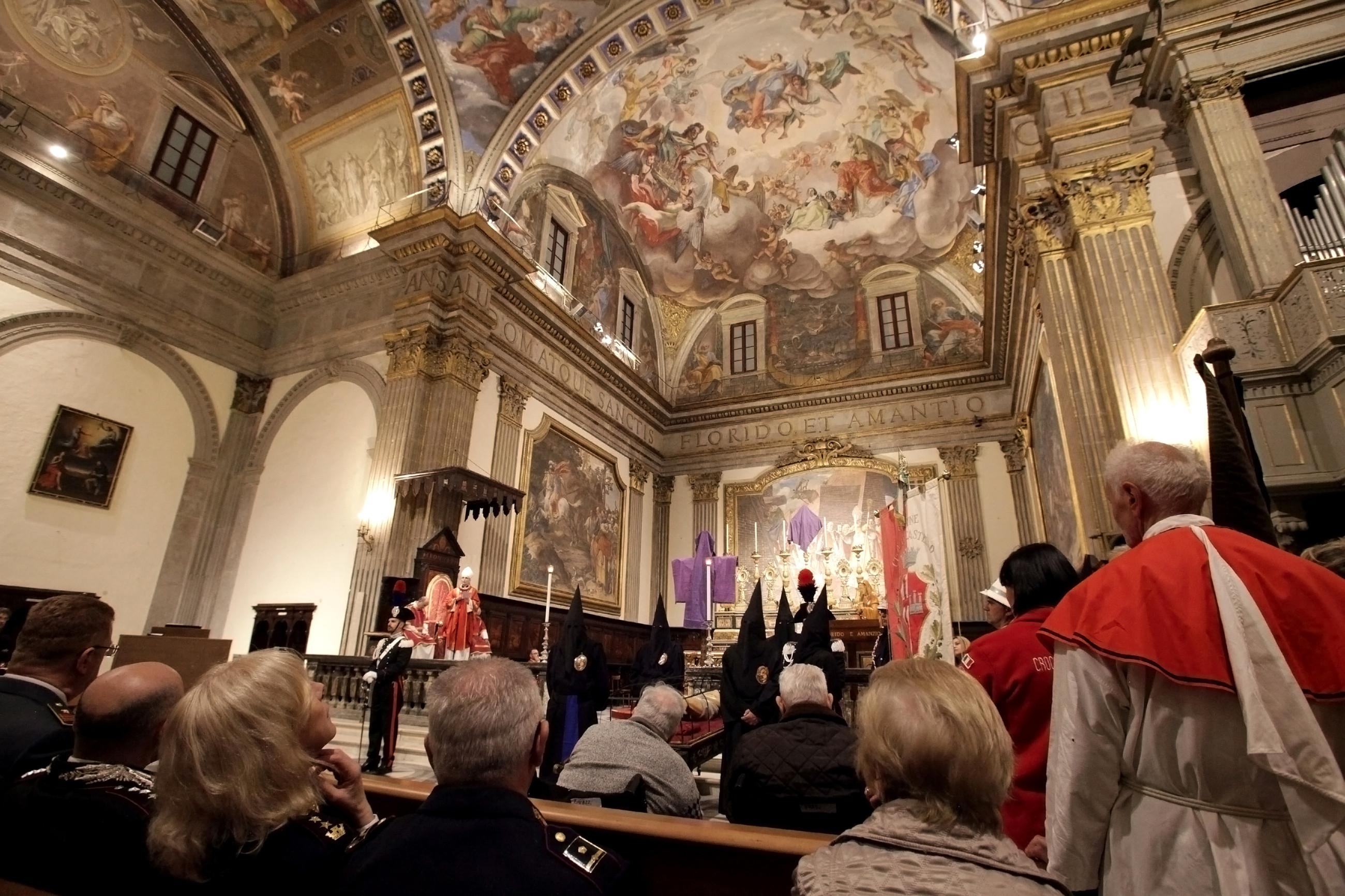 Processione del Venerdì Santo a Città di Castello