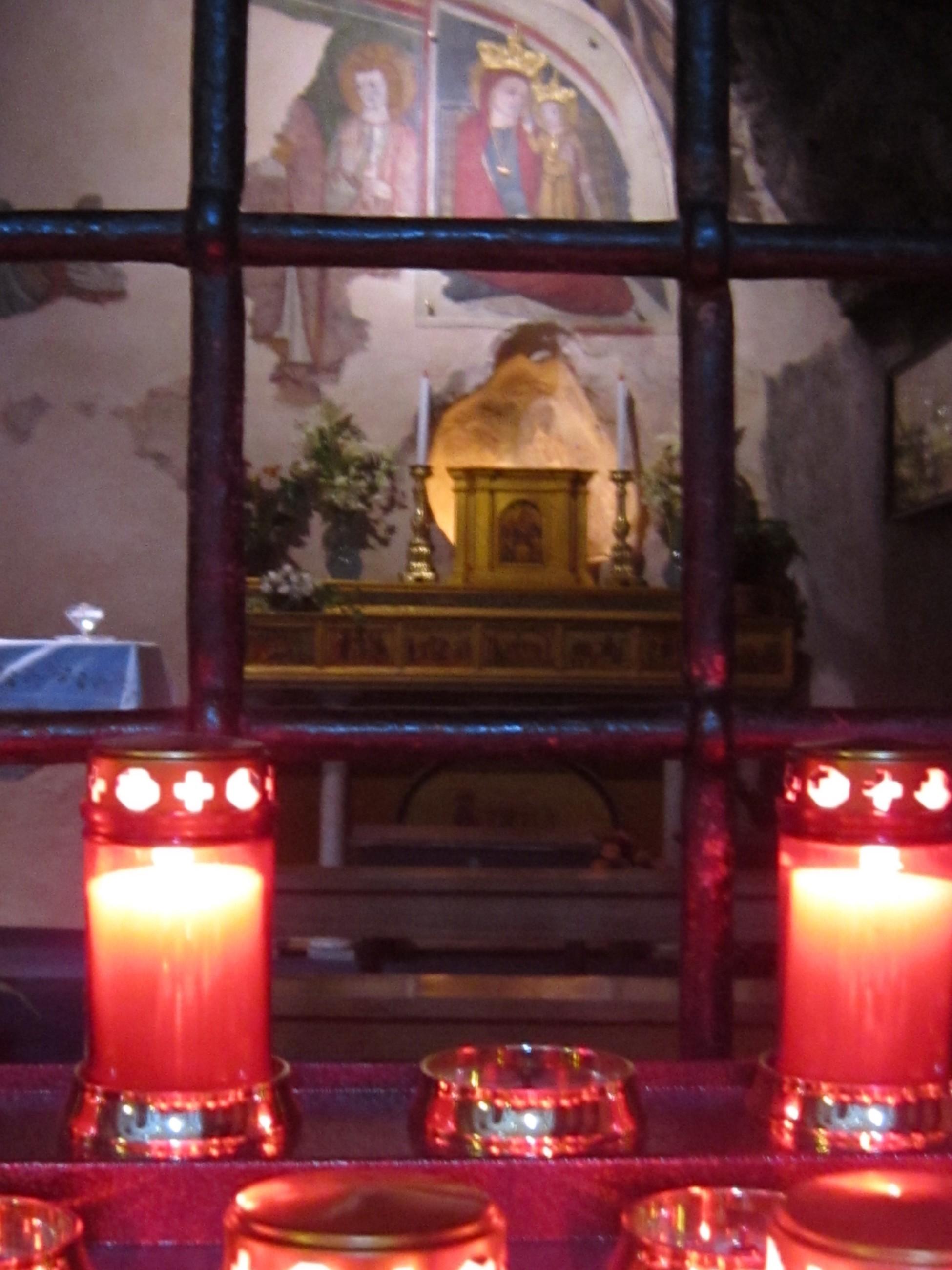 Il Santuario della Madonna del Ponte